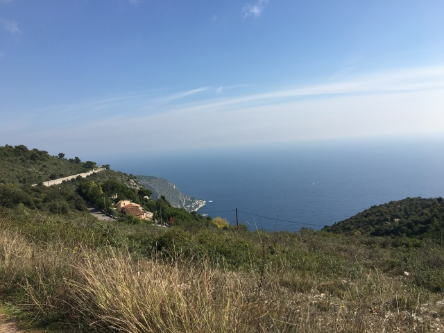 France 2015: views in Eze