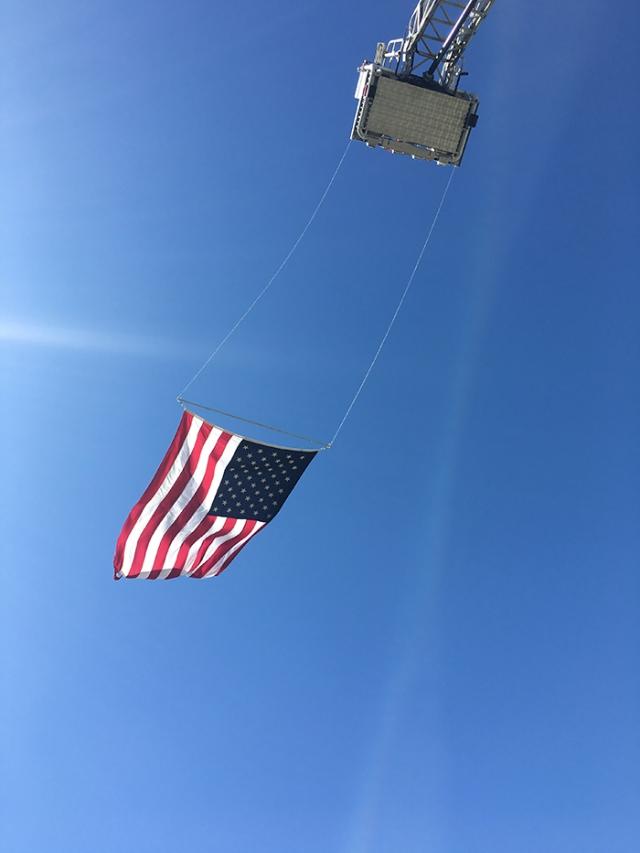 HangingFlag