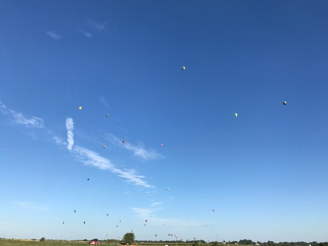 BalloonsInTheSky