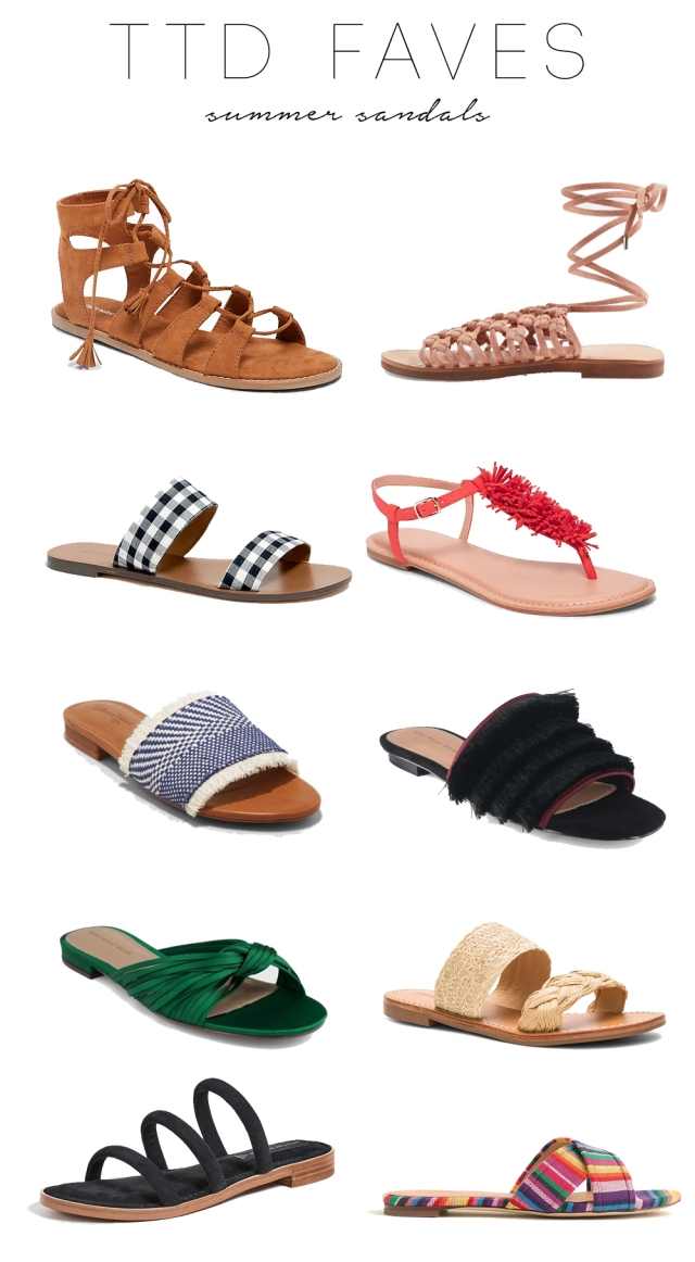 TTDFaves_SummerSandals2018
