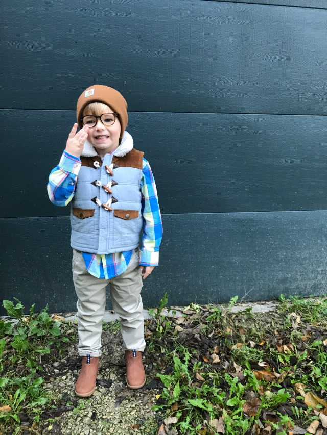 Everett + fall glasses