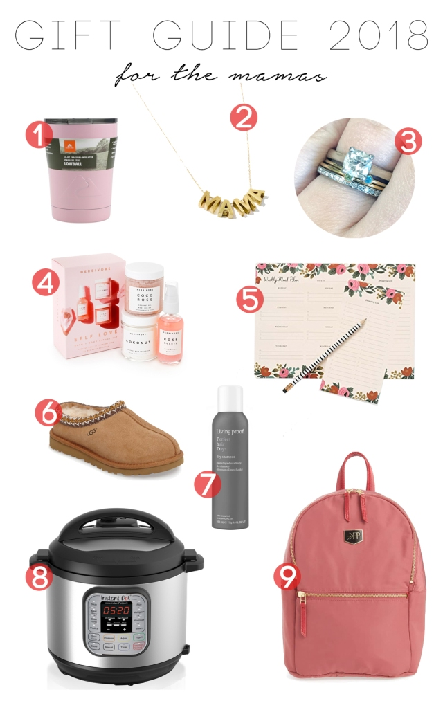 GiftGuide2018_fortheMamas
